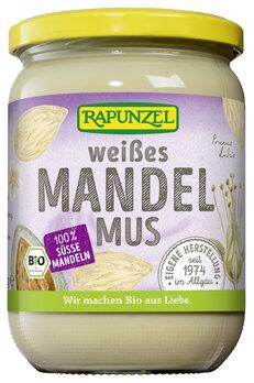 Weißes Mandelmus