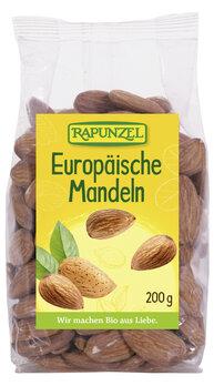 Europäische Mandeln