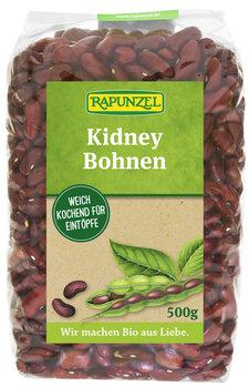 Rote Kidney Bohnen