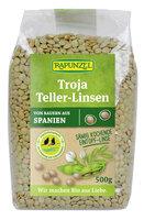Troja Linsen (grün bis braun)