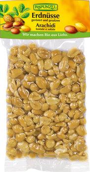 Erdnüsse geröstet, gesalzen