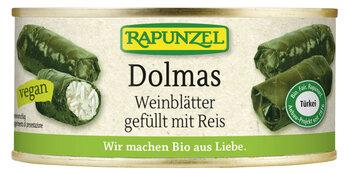 Dolmas-Weinblätter gefüllt mit Reis Projekt