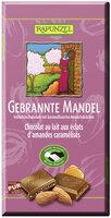 Vollmilch Schokolade Honig-Mandel-Krokant HIH