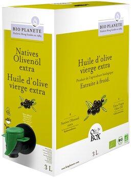 Oil in Box Olivenöl nativ extra