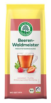 Beeren-Waldmeistertee