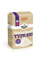 Helles Dinkelmehl Typ 630 (Bauck)
