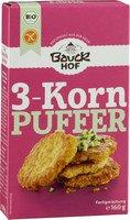 Bio 3-Korn-Puffer, glutenfrei