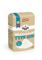 Weizenmehl Typ 1050 (Bauck)
