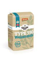 Weizenmehl Typ 550 (Bauck)