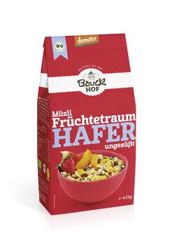 Hafer-Müsli Früchtetraum