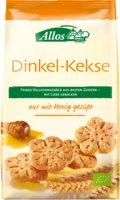 Dinkel-Kekse mit Honig und Nuß