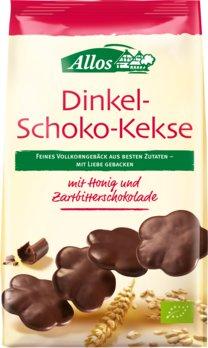 Dinkel-Schoko-Kekse