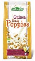 Quinoa-Honig-Poppies