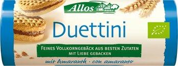 Duettini-Mini-Doppelkekse miz 30%Kakaocreme