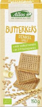 Dinkel-Butterkeks