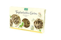 Tagliatelle semola, grün (Nester)
