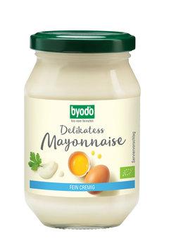 Delikatess-Mayonnaise 80% Fett (mit Ei)