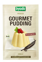 Vanille-Pudding Gourmet