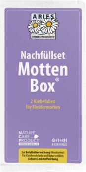 Mottenbox Ersatzset 2er Pack