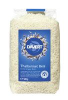 Thaibonnet Reis, lang, weiß