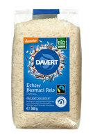 Echter Basmati Reis weiss