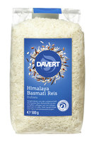 Himalaja Basmati Reis weiß