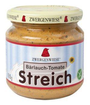 Bärlauch-Tomate Streich