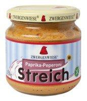 Paprika-Peperoni Streich