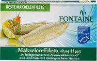 Makrelen-Filets