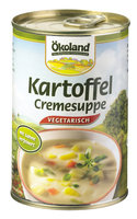 Kartoffel-Creme-Suppe vegetarisch