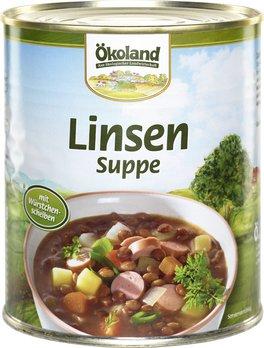 Bio-Linsensuppe (Dose)