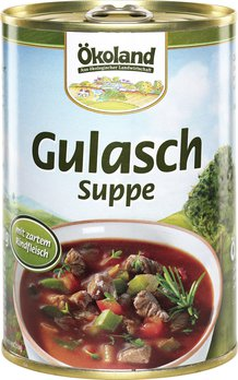 Bio-Gulaschsuppe (Dose)