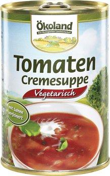 Tomaten-Creme-Suppe vegetarisch