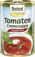 Tomaten-Creme-Suppe vegetarisch