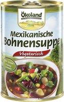Mexikanische Bohnensuppe (Dose)