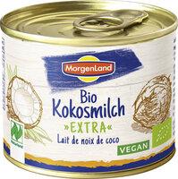 Kokosmilch extra 22% Fett