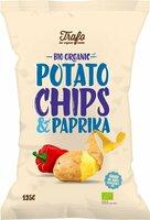 Trafo Kartoffelchips Paprika