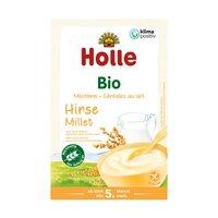 Bio Hirse-Milchbrei