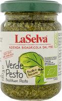 Verde Pesto - vegetarische Pasta Sauce
