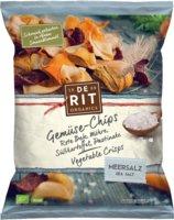 Gemüse Chips Meersalz