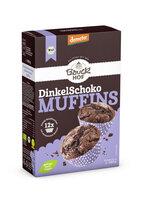 Dinkel-Schoko-Muffins