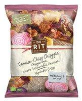Gemüse-Chips Chioggia Meersalz