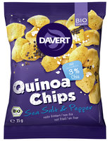 Quinoa Chips Sea Salt & Pepper