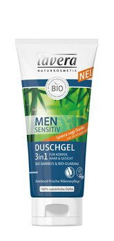 Men Duschgel 3in1