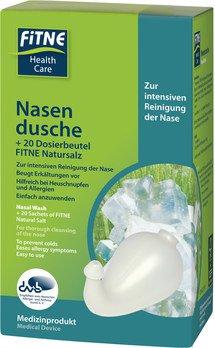 Nasendusche (inkl. 20 Beutel Nasenspülsalz)