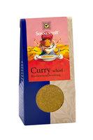Curry scharf, gemahlen Tüte