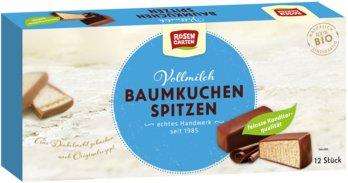 Baumkuchenspitzen - Vollmilch