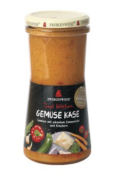 Soul Kitchen Gemüse Käse