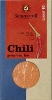 Chili, gemahlen