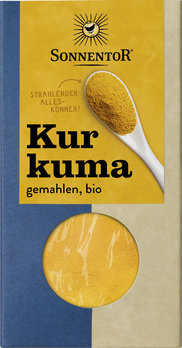 Kurkuma (Gelbwurzel) gem. Tüte